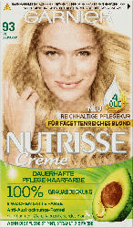 Nutrisse Haarfarbe Hellgoldblond 93, 1 St