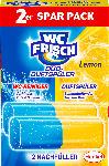 dm-drogerie markt WC-Frisch WC-Reiniger Duo-Duftspüler Lemon Nachfüllpack