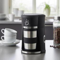Kaffeeautomat inkl. Coffee-to-go Becher