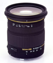 Sigma 18-50/2.8 EX DC NAF NIKON Zoomobjektiv