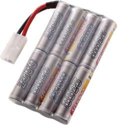Conrad energy Modellbau-Akkupack (NiMh) 9.6 V 2300 mAh Zellen-Zahl: 8
