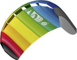 Zweileiner Lenkmatte HQ Symphony Beach 1.3 Rainbow Spannweite 1300 mm