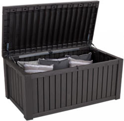 Keter Kissenbox Rockwood 570 L ca. 155/64,5/72cm Braun