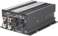 Basetech AP-4012 4-Kanal Endstufe 200 W
