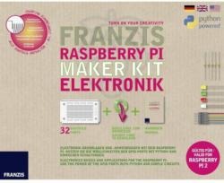Maker Kit Franzis Verlag Raspberry Pi Maker Kit Elektronik