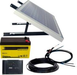 Phaesun Energy Generation Kit Solar Rise Nine 1.0 600299 Solaranlage