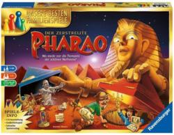 """Ravensburger Spiel, """"Der zerstreute Pharao"""""""