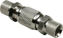 F-Stecker Kabelverbinder Kabel-Durchmesser: 6.8 mm