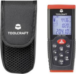 TOOLCRAFT LDM100H Laser-Entfernungsmesser Messbereich (max.) 100 m