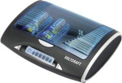 Rundzellen-Ladegerät NiMH inkl. Akkus VOLTCRAFT P-600 Micro (AAA),