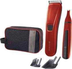 Remington HC5302 Ohr-, Nasenhaartrimmer, Haarschneider Rot/Schwarz
