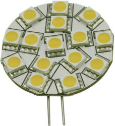 DioDor LED G4 Stiftsockel 2.6 W = 26 W Warmweiß (Ø) 36 mm EEK: A+