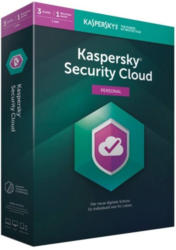 Kaspersky Lab Security Cloud Personal Edition 3 Geräte 1 Benutzerkonto