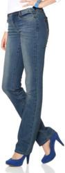 Arizona Gerade Jeans »mit Zippertasche«