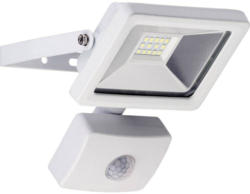 Goobay 59082 LED-Außenstrahler mit Bewegungsmelder Tageslicht-Weiß