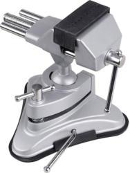 Schraubstock Basetech Backenbreite: 70 mm Spann-Weite (max.): 70 mm