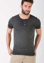 TIMEZONE T-Shirts (kurzarm) »Stripe Henley«