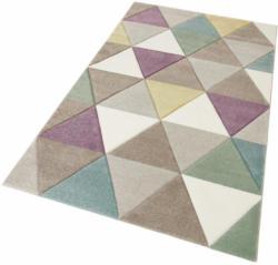 Teppich, »Pastel 21646«, merinos, rechteckig, Höhe 13 mm, maschinell gewebt