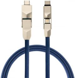 4Smarts Lader »6in1 Kabel ComboCord 1m textil«