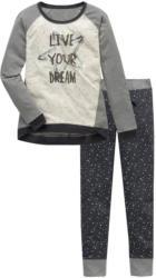 Mädchen Schlafanzug mit Sternchen-Motiven