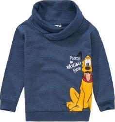 Pluto Sweatshirt mit Schalkragen