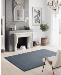 Teppich Luxus ca. 160 x 230 cm dunkelblau