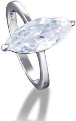 MONA MON?AMOUR Ring »925/- Sterling Silber rhodiniert mit funkelnden Zi«