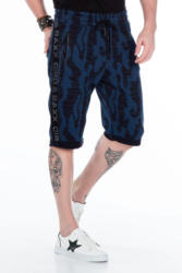 Cipo & Baxx Herren Shorts mit Camou-Muster