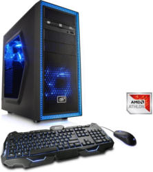 CSL Gaming PC Athlon X4 880K   GeForce GTX 1050 Ti   16GB RAM   SSD »Sprint T4667 Windows 10 Home«