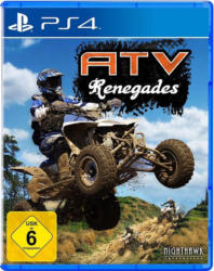 U&I Playstation 4 - Spiel »ATV Renegades«