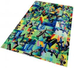 Teppich, »camcolder«, Bruno Banani, rechteckig, Höhe 8 mm, gedruckt