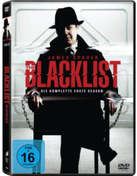 Sony Pictures DVD »The Blacklist Staffel 1«