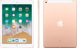 Tablets - APPLE iPad (2018), Tablet , 32 GB, 9.7 Zoll, Gold
