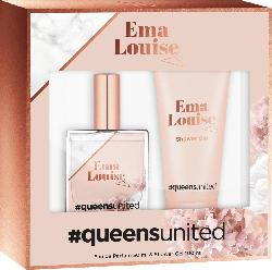Queens United Geschenkset Ema Louise Eau de Parfum 50ml+ Duschgel 100ml