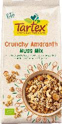 Tartex Crunchy Amaranth, Edelnuss