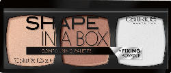 Catrice Konturpalette Shape In A Box Contouring Palette Light 010