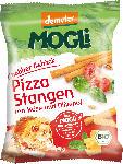 dm-drogerie markt MOGLi Snack Knabber Gebäck Pizza Stangen mit Käse und Olivenöl