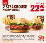 Burger King Burger King Coupons - bis 02.12.2018