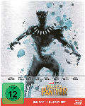 Media Markt Black Panther (Limitiertes Steelbook) [3D Blu-ray (+2D)]