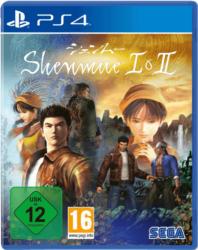 PlayStation 4 Spiele - Shenmue I & II [PlayStation 4]