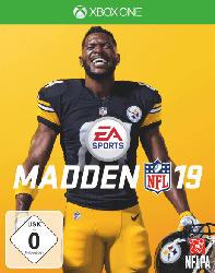 Xbox One Spiele - Madden NFL 19 [Xbox One]
