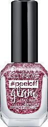Catrice Effektlack #peeloffglam Effect Nail Polish Stress Does Not Go Well With My Polish 01