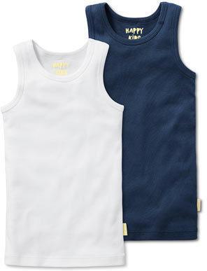 2 Unterhemden