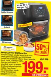 Power AirFryer Multifunction