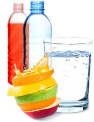 -25% auf alle Mineralwasser, Limonaden, Fruchtsäfte und Eistees