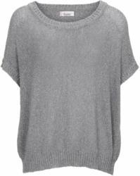 Oversized-Pullover In Glitzeroptik