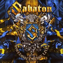 Hardrock & Metal CDs - Sabaton - Swedish Empire Live [CD]