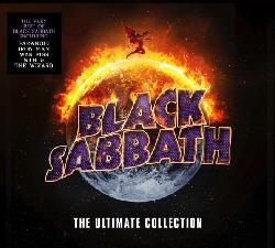 Hardrock & Metal CDs - Black Sabbath - The Ultimate Collection [CD]