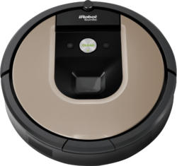 Saugroboter - IROBOT Roomba 966 Staubsaugerroboter