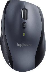 PC Mäuse - LOGITECH M705 Maus, Silber